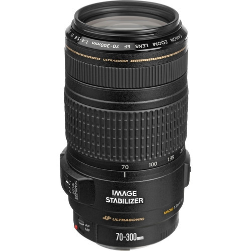 """EF 70-300MM F/4-5.6 IS USM"""