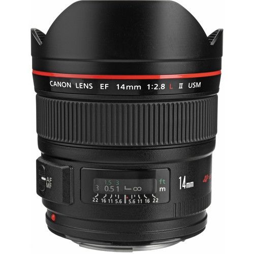 """EF 14MM F/2.8L II USM GRAN ANGULAR"""