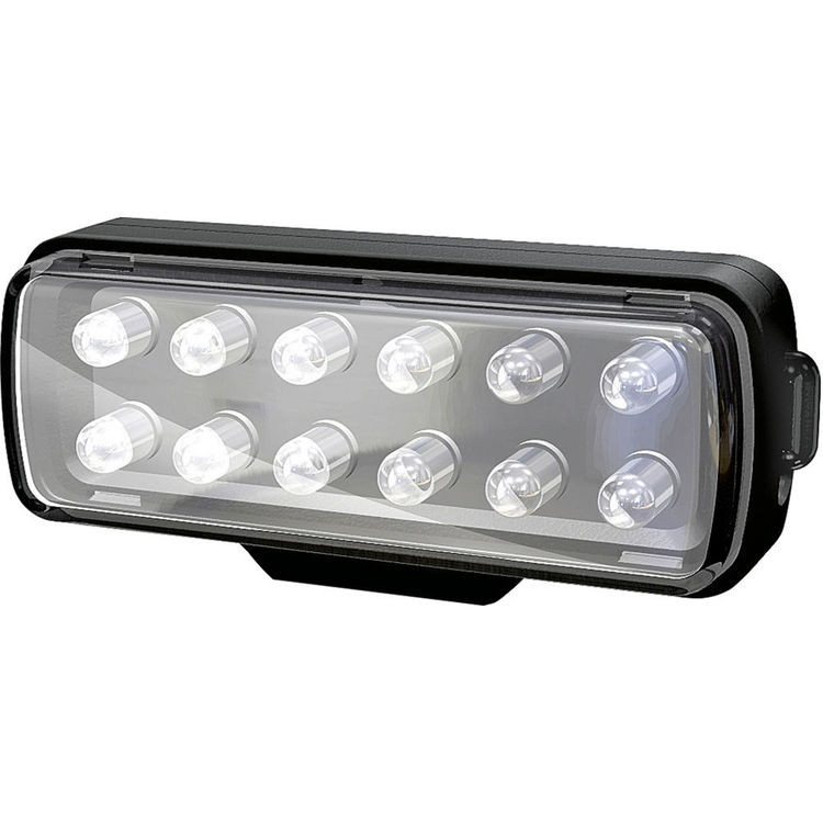 ML-120 LAMPARA DE 12 LEDS LUZ CONTINUA PARA FOTO Y VIDEO   719821329565