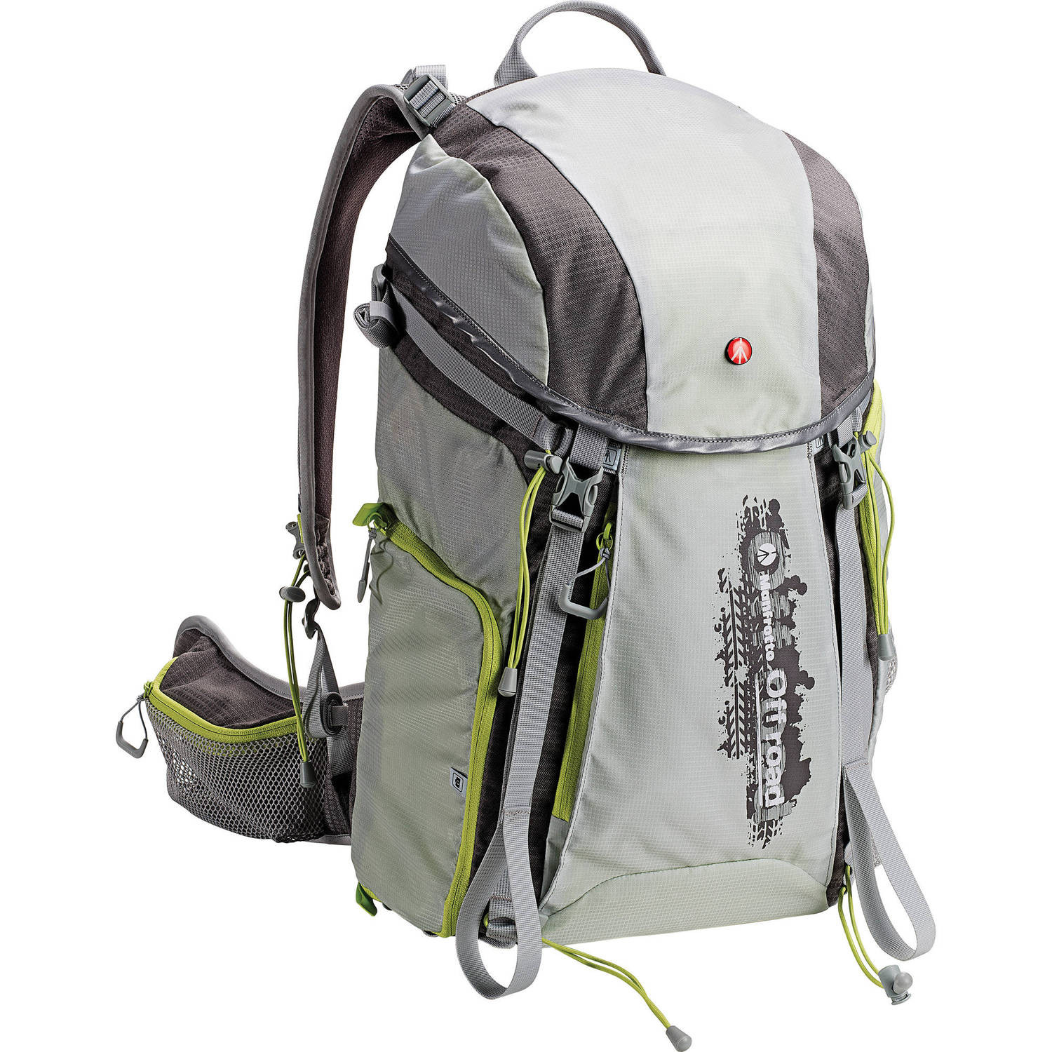 719821375814 (MB 0R-BP-30GY) MOCHILA BACKPACK GRIS HIKER 30L