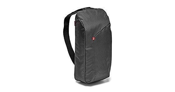 MOCHILA CHICA COLOR GRIS MB NX BB-IGY BODYPACK