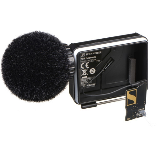 """""""MKE2 ELEMENTS ACTION MIC FOR GOPRO HERO 4"""""""