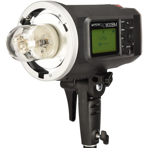 """AD600BM FLASH WITSTRO DE ESTUDIO 600 WATTS (MANUAL)"""