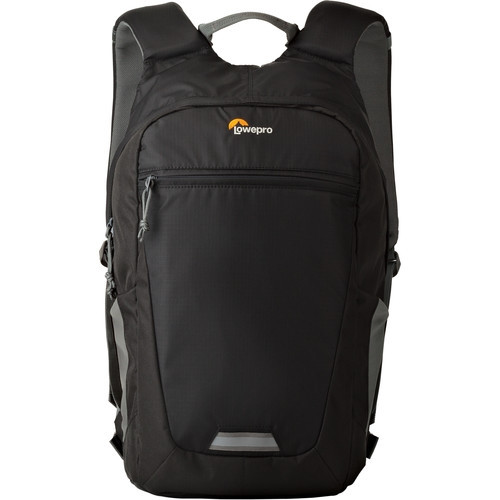Backpack Photo Hatchback BP 150 AW II Negro (Black/Gray) LP36955