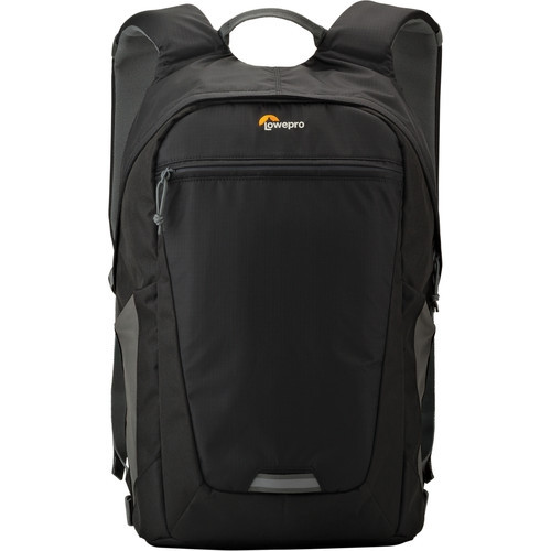 Backpack Photo Hatchback BP 250 AW II Negro (Black/Gray) LP36957