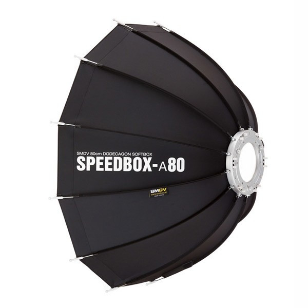 SOFTBOX SMDV 80CM SPEEDBOX PARA BOWENS