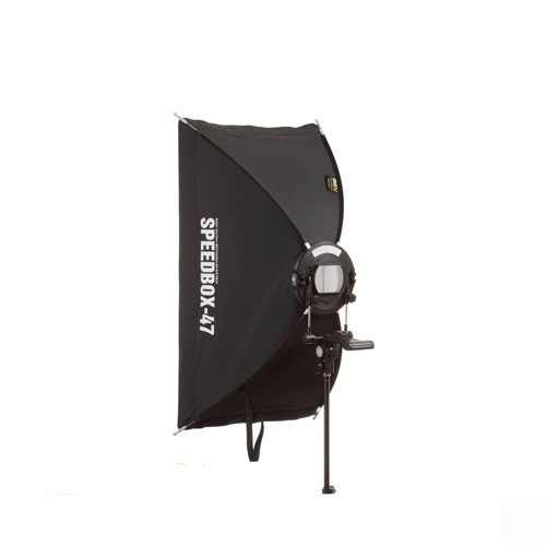 SOFTBOX SMDV 47CM RECTANGULAR SPEEDBOX PARA FLASH
