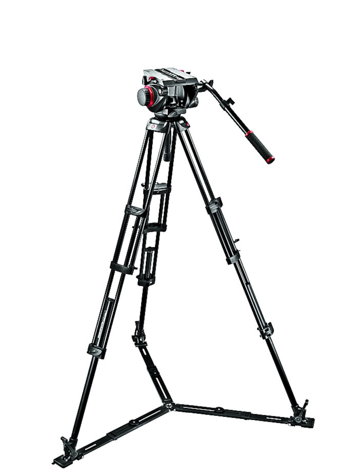 TRIPIE P/VIDEO CON CABEZA 509HD PARA 13.5KG (509HD,545GBK)