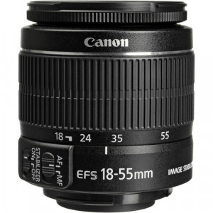 """EF-S 18-55MM F/3.5-5.6 IS II"""