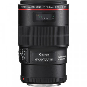 """EF 100mm f/2.8L Macro IS USM"""