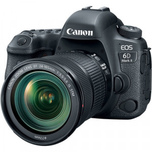 """EOS 6D Mark II Kit con EF 24-105mm f/4L IS II USM"""