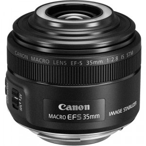 """EF-S 35MM F/2.8 MACRO IS STM"""