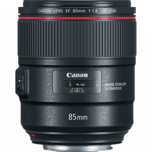 """EF 85MM F/1.4L IS USM"""