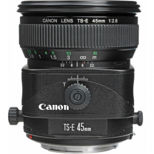 """LENTE TS-E 45MM F/2.8 TILT-SHIFT"""