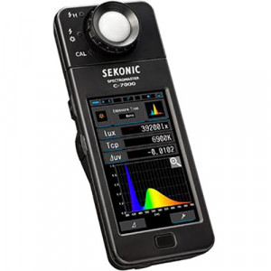 Digital Sekonic SpectroMaster C-7000