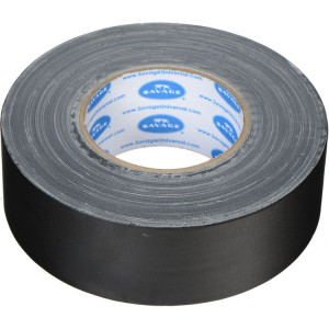 savage-CINTA GAFFER BLACK - NEGRA 50M X 50MM