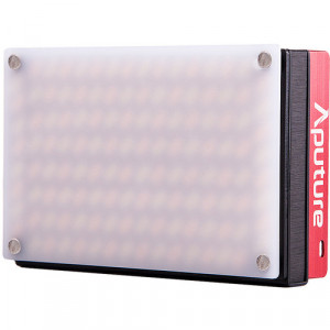 APUTURE MINI LAMPARA LUZ LED BICOLOR AMARAN AL-MX