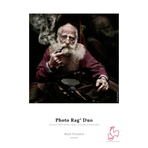 Papel Hahnemühle Photo Rag® Duo 276 gsm,A3 Box