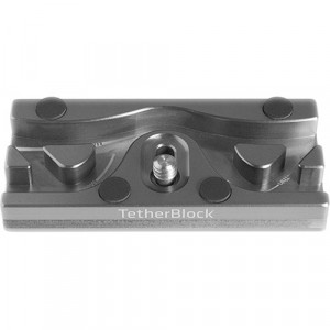 TetherBLOCK QR Plus Quick Release Plate (Thunder Gray)-862612000041