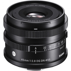 085126360658 LENTE 45MM F/2.8 DG DN CONTEMPORARY SIGMA P/ SONY E