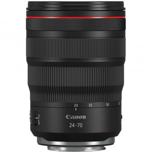 013803321555 CANON RF 24-70MM F/2.8L IS USM