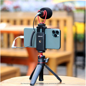 6972436380633 KIT PHONE VLOGGING SUPER EXTENSION TRIPOD HANDLE OUTFIT ULANZI
