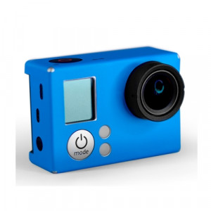 """(XSKIP-348024) STICKERS GO PRO HD HERO3 AZUL PROCESADO"""