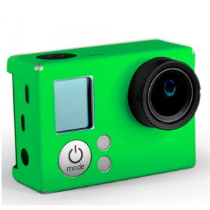 """(XSKIP-348055) STICKERS GO PRO HD HERO3 VERDE"""