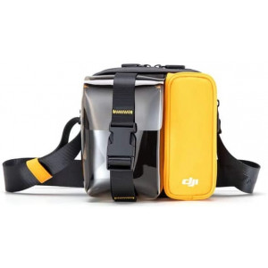 190021345447-DJI-MAVIC MINI BAG BLACK/YELLOW