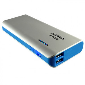 """POWER BANK PT100 (10000 MAH) BLANCO"""
