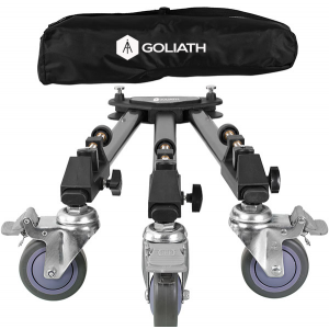 """Dolly Universal Para Tripie Fotografia Video VD2 Goliath V2"""