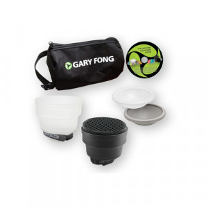 """DIFUSOR PLEGABLE C/ SNOOT SPEED Y DOMOS GRIS Y BLANCO LSC-SM"""