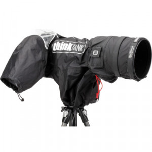 """Impermeable Rain Cover Hydrophobia 300-600 V2.0 (Black)  THINK TANK"""