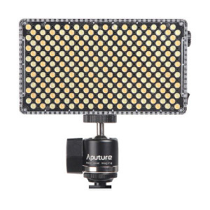 APUTURE MINI LAMPARA LED AMARAN AL-F7