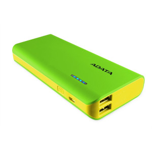 """POWER BANK PT100 (10000 MAH) Verde"""