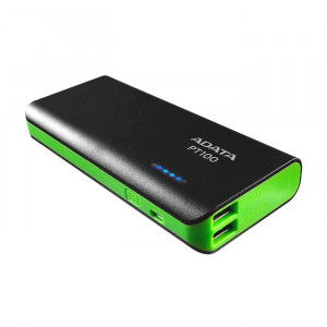 """POWER BANK PT100 (10000 MAH) NEGRO"""
