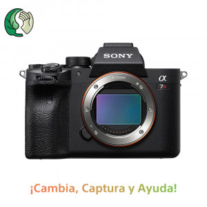 SONY ALPHA A7R IV (ILCE7RM4) CUERPO