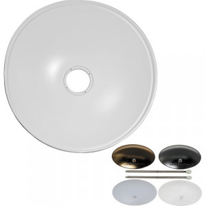 (26169) REFLECTOR MAXI SOFT BLANCO 70CMS DIAMETRO 82  719821150497