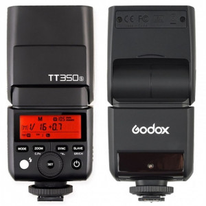 """FLASH SPEEDLITE TTL TT350S PARA SONY GODOX"""