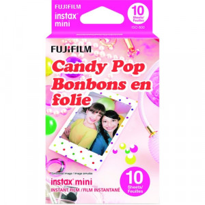 Cartucho Fujifilm Instax Mini Candy  Pop