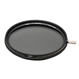 (235897) FILTRO DE DENSIDAD NEUTRA VARIABLE ND3-ND400 58MM  4961607058978