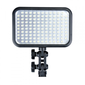 """LAMPARA DE LEDS PARA VIDEO (LED126) LUZ CONTINUA BLANCA"""