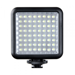 """LAMPARA DE LEDS PARA VIDEO (LED64) LUZ CONTINUA BLANCA"""
