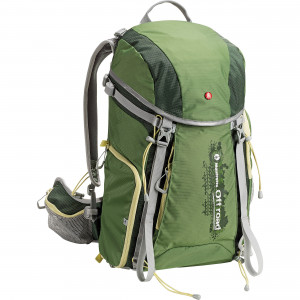 MOCHILA BACKPACK VERDE HIKER 30L (MB OR-BP-30GR)