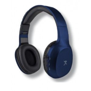 615604116769 AUDIFONOS ON-EAR INALAMBRICOS BT AZUL