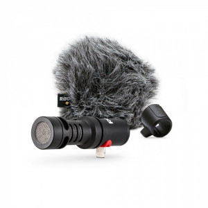 Rode VideoMic Me-L con Conector Lightning