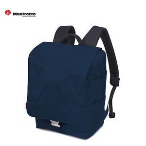 BACKPACK AZUL BRAVO DSLR LENTES TABLET 15