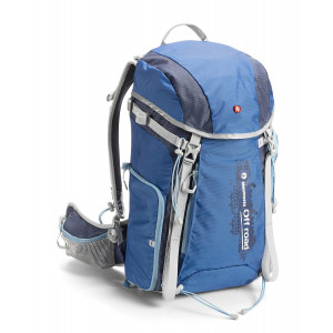 MOCHILA BACKPACK AZUL HIKER 30L MB OR-BP-30BU 719821375784